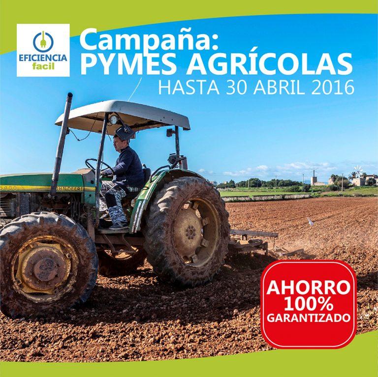 Campaña  Especial Pymes Agrícola